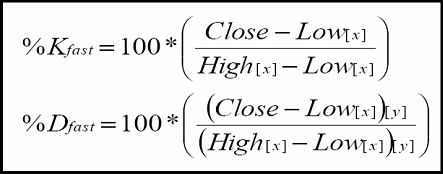 stochastic calculation