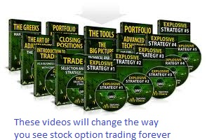 stock option trading strategy