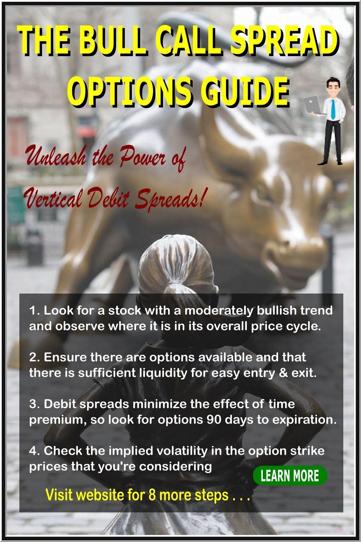 bull call spreads
