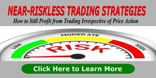 risk free option trading
