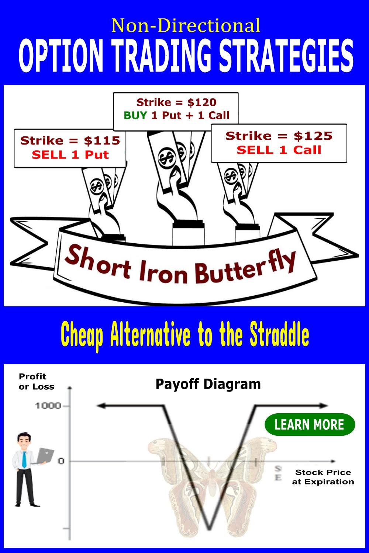 short iron butterfly